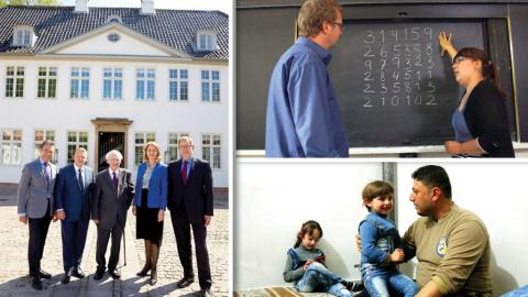 Oscar-nomineret dansk dokumentar vinder BILLED-BLADETs TV-GULD-pris