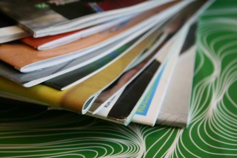 30 uutta aikakauslehteä vuonna 2013