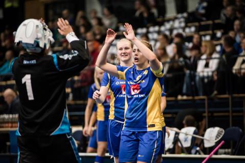 Boberg avgjorde - Hjorting räddar fem straffar när Sverige vann