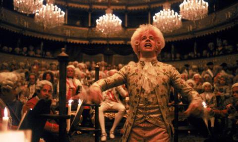 Amadeus Live: biofilmen + operakör och orkester = musikfilmsmagi på GöteborgsOperan