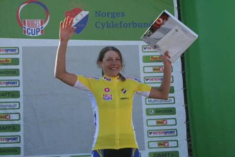 Vita Heine vinner NorgesCupen 2014
