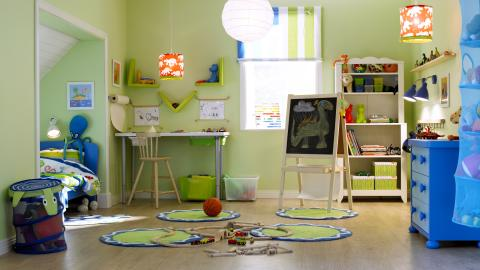 Bring your kids bedroom to life with IKEA
