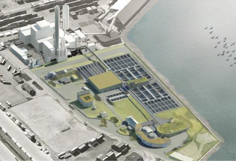 Grönt ljus för Öresundsverkets övertäckning och bygget av RecoLab