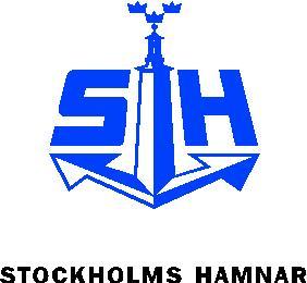 Bemannia staff Stockholms Hamnars reception and office service