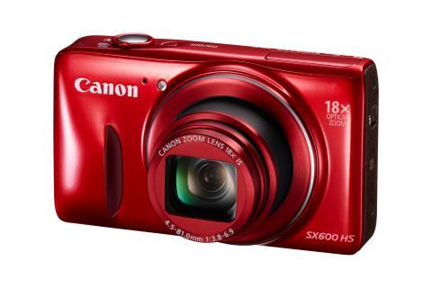 PowerShot SX600 RED FSL