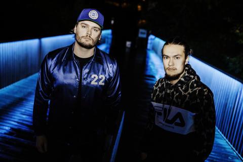 Future Duper klare for X Games (c) Warner Music Norway