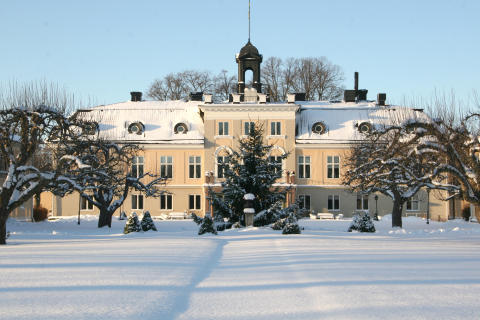 Södertuna Slott i vinterskrud 2