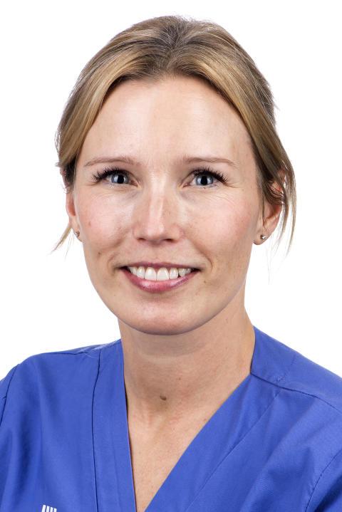 Blivanda kardiolog Emma Svennberg