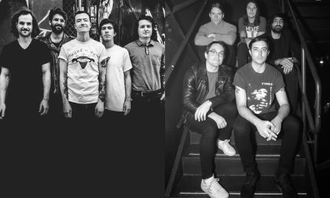 ​Buldrende black metal fra Deafheaven og emotionel, rå post hardcore fra Touché Amoré