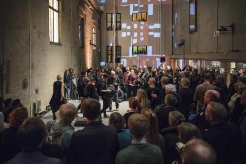 Skissernas Museum - Night Soundpainting