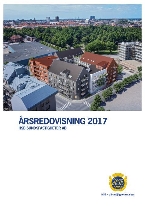 HSB Sundsfastigheter årsredovisning 2017