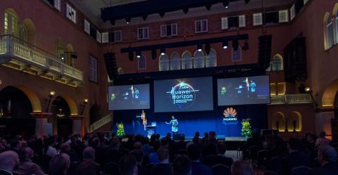 Huawei Horizon partnerevent Huawei Enterprise