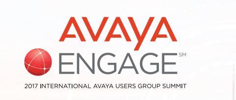 International Avaya Users Group Engage