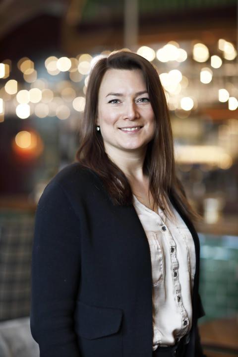 Lisa Skogsberg är vår nya medarbetare