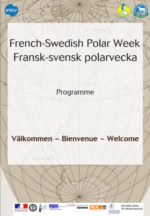 Program Polar Week