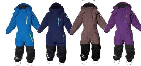 Penguin Jumpsuit - ISBJÖRN FW16