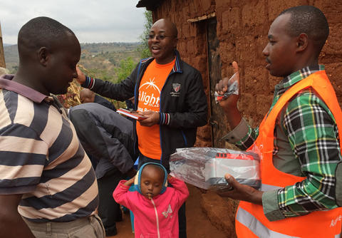 Swedfund finansierar solenergiföretag i Afrika