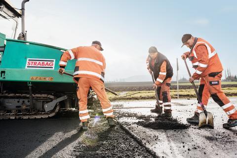 STRABAG AG, Köln: Festlegung Barabfindung umwandlungsrechtlicher Squeeze-out