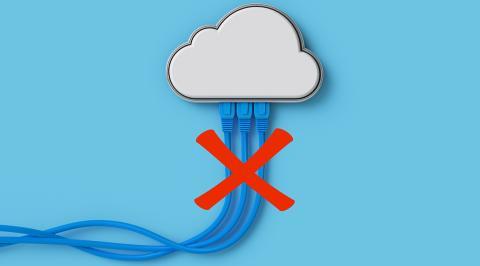 Forsvaret sætter en stopper for cloud-løsninger