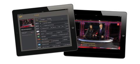 Fred i tv-stua! – Get lanserer TV på iPad