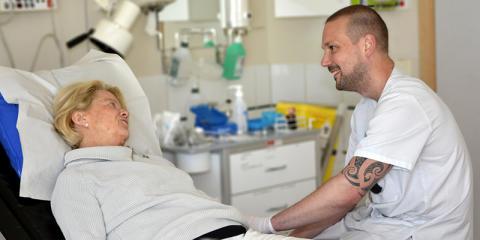 Låt patientens behov forma vården och omsorgen