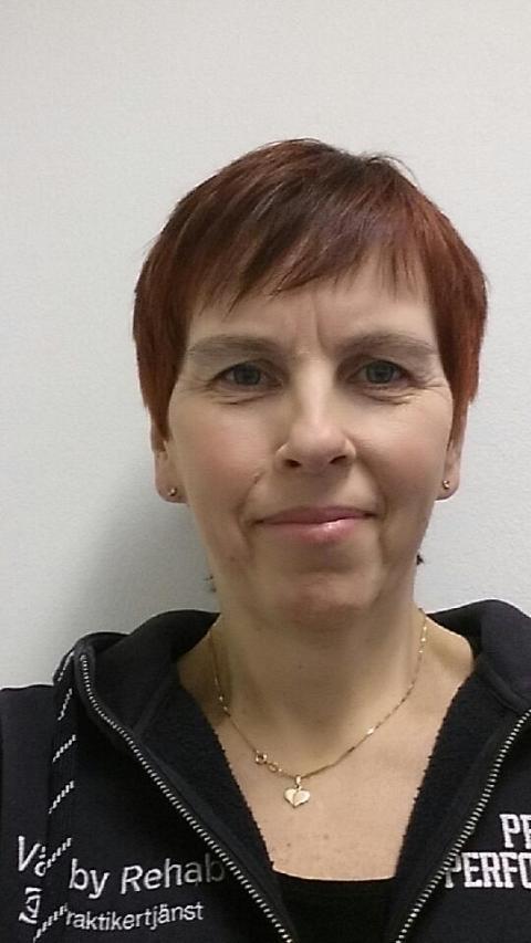 Annika Kedvall, verksamhetschef Väsby rehab