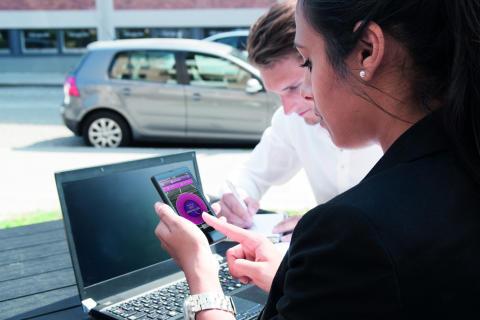 EasyPark utvecklar mobil parkering i Europa