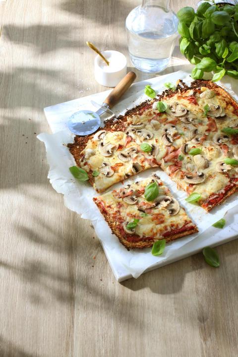 Nyårsdagen = internationella pizzadagen