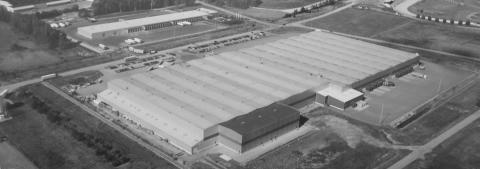OBH Nordica flyttar in hos DHL Supply Chain i Örebro