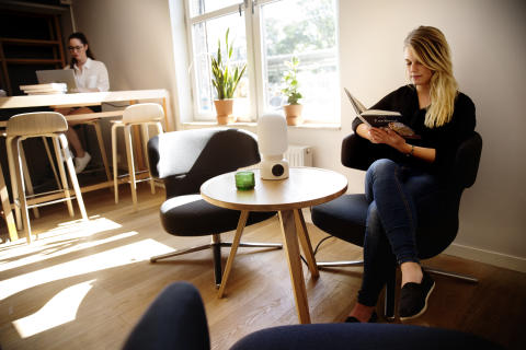 SJ vässar flygkonkurrensen med ny lounge i Malmö