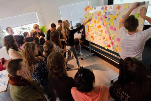 En ny plattform ska öka samarbetet mellan olika affärssystem