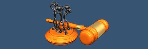 Cyberkrig: Dømt uden beviser