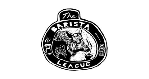 The Barista League logo