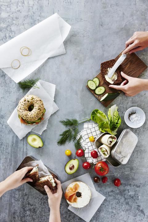 MENY hjælper danskernes madpakker på vej