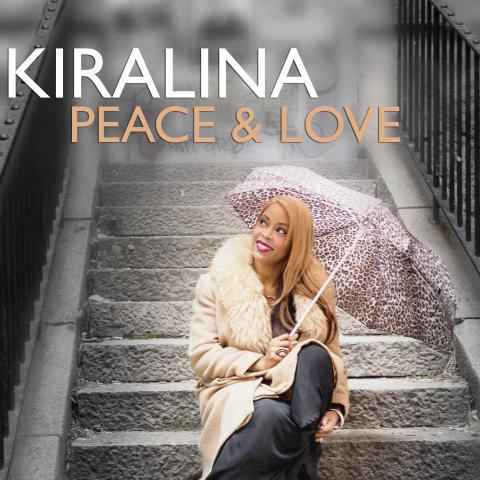 KIRALINA Ny singelrelease - Kiralina Peace & Love