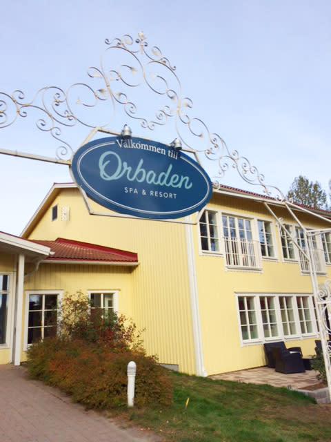 Orbaden Spa & Resort