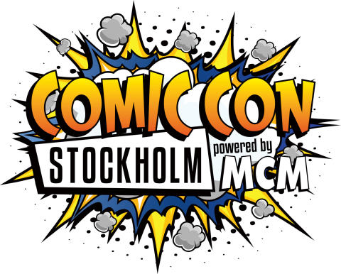 Comic Con Stockholm logo