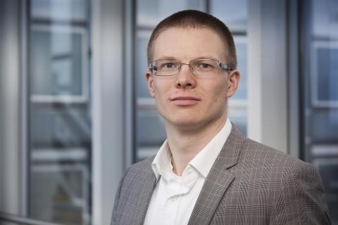 Robert Westerdahl, affärsutvecklingschef MTR Nordic