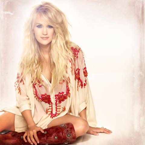 Carrie Underwood - pressbild