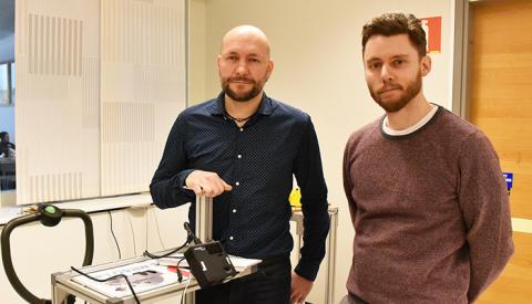 Örebro universitet leder stort EU-projekt i robotik