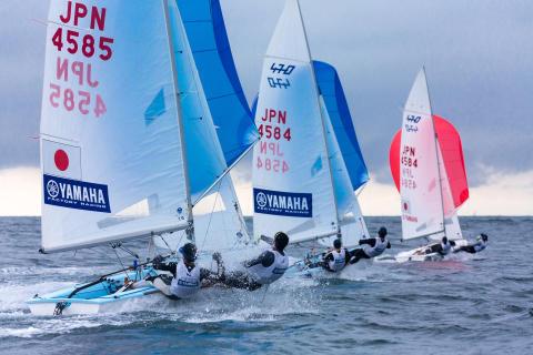 ヤマハ セーリングチーム2017年体制について ヨット 「470級」 で世界の頂点を目指す