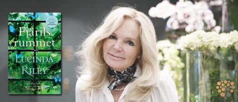 Ny fristående roman i maj från världsfenomenet Lucinda Riley