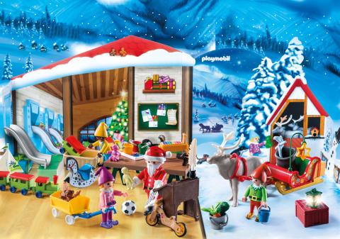 Spielspaß in der Weihnachtszeit