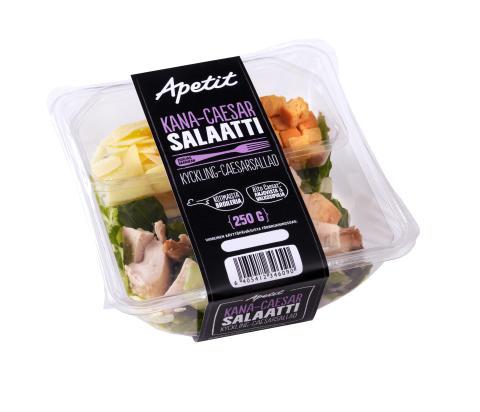Apetit-ruokasalaatti Kana-Caesar