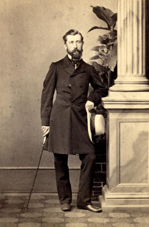 """Friedrich von Esmarch - fra """"Mennesker i krigen - 1864"""""""