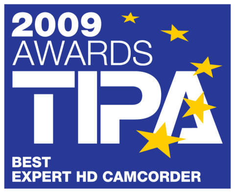 TIPA Awards 2009 Best Expert HD Camcorder - Legria HF S10