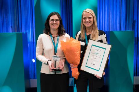 Bonava Vinnare Powered by People Employee Experience Award 2019