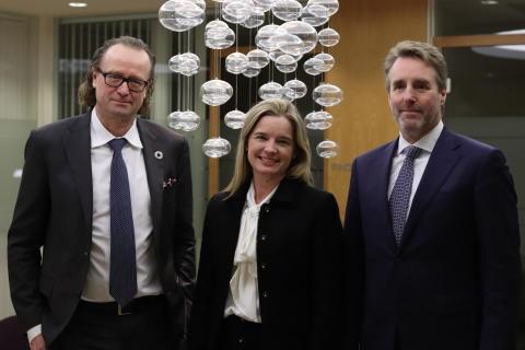 Storebrand styrker sin posisjon innenfor private equity gjennom kjøp av Cubera