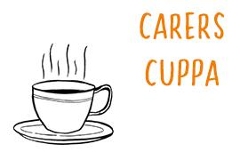 Carers Cuppa 28 April