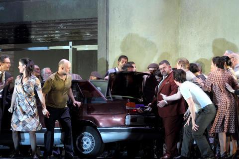 GöteborgsOperan i samarbete med Covent Garden, Sydneys opera och La Monnaie i Bryssel
